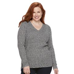 Plus Size Sweaters | Kohl's