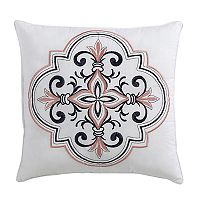 VCNY Azuelos Embroidered Throw Pillow