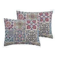 VCNY Azuelos Pillow Sham Set