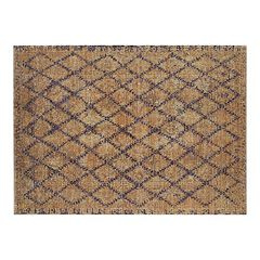Rugs America Asteria Faded Trellis Rug