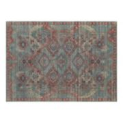 Rugs America Asteria Framed Tribal Rug