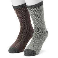 Men's Columbia Wool-Blend Crew Socks