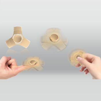Vibe Metal Fid Spinner Toy