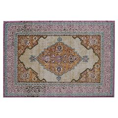 Rugs America Beverly Framed Medallion I Rug