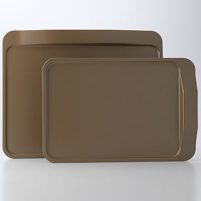 Cooking with Calphalon 2-pc. Cookie Sheet Set