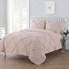VCNY Floral Burst Quilt Set