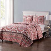 VCNY Phoebe Reversible Quilt Set