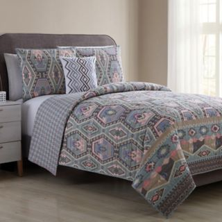VCNY Wanderlust Quilt