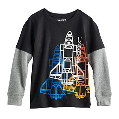 Boys 4-10 Jumping Beans® Rockets Graphic Tee