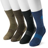 Extended Size Columbia Moisture-Control Performance Crew Socks
