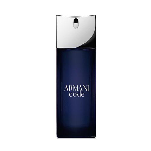 Armani Code Classic Men's Cologne Travel Spray - Eau de Toilette