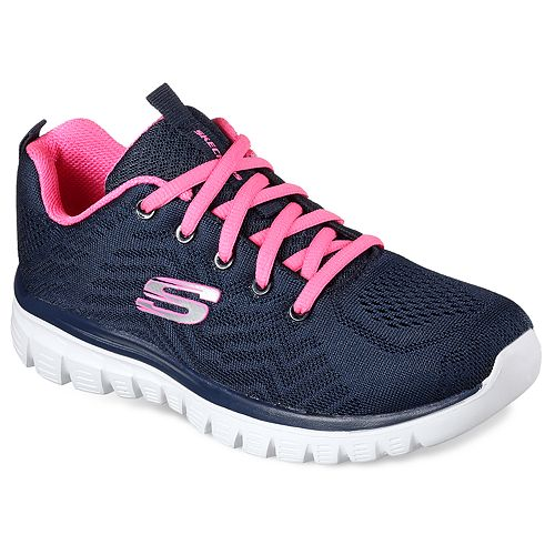 a7676ba2785a5 Skechers Graceful Get Connect Women's Sneakers