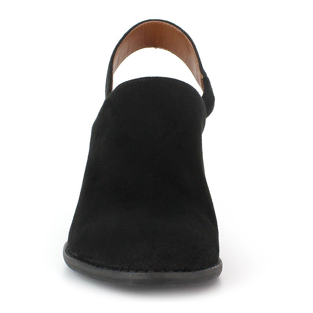 Dolce by Mojo Moxy Ashton Women's High Heel Mules