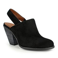 Dolce by Mojo Moxy Ashton Women's High Heel Mules