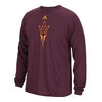 Men's adidas Arizona State Sun Devils Sideline Spine Tee