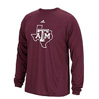 Men's adidas Texas A&M Aggies Sideline Spine Tee