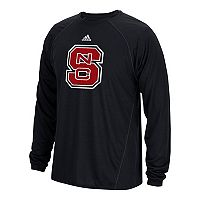 Men's adidas North Carolina State Wolfpack Sideline Spine Tee