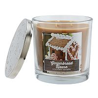 SONOMA Goods for Life™ Gingerbread House 14-oz. Christmas Candle Jar