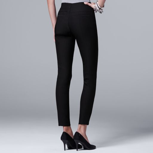 Women's Simply Vera Vera Wang Modern Fit Skinny Pants
