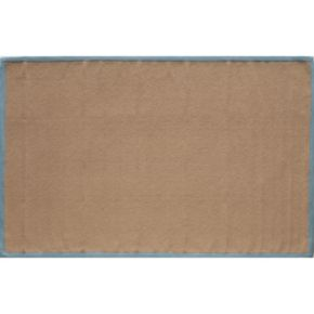 Rugs America Classic Coir Framed Solid Rug