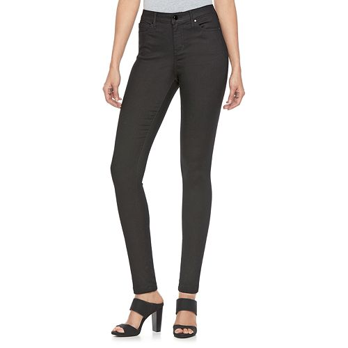 Women's Jennifer Lopez High Waisted Skinny Jeans