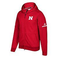 Men's adidas Nebraska Cornhuskers Squad ID Hoodie