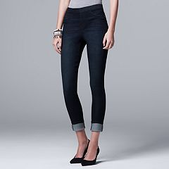Women's Simply Vera Vera Wang Pull-On Jeggings