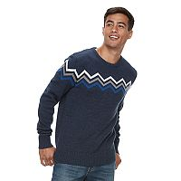 Men'z Urban Pipeline® Zig-Zag Striped Sweater