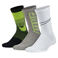 Boys Nike Performance Crew Socks