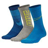 Boys Nike Performance Crew Socks