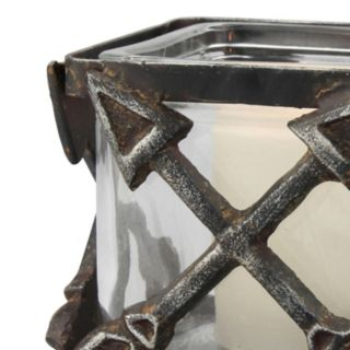 Stonebriar Collection Large Arrow Votive Candle Holder