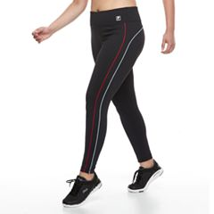 Plus Size FILA SPORT® Piping Leggings