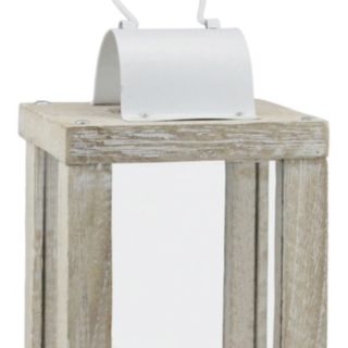 Stonebriar Collection Lantern Tealight Candle Holder