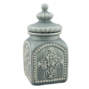 Stonebriar Collection Decorative Canister Table Decor
