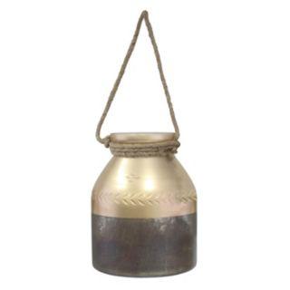 Stonebriar Collection Glass Jar Table Decor