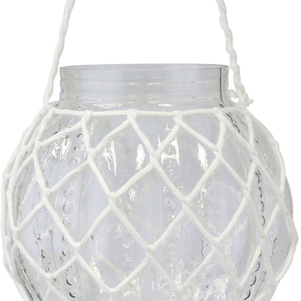 Stonebriar Collection Hanging Jar Decor