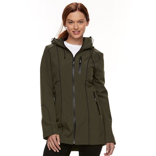 Women's Halitech Soft Shell Jacket