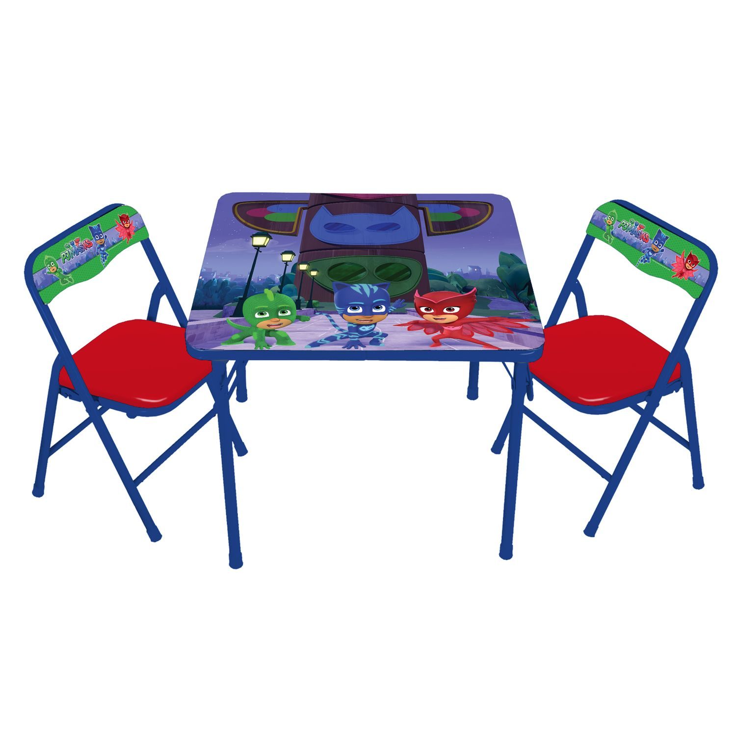 sc 1 st  Kohlu0027s & PJ Masks Activity Table u0026 Chairs Set