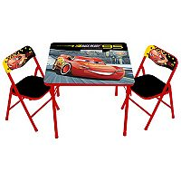 Disney / Pixar Cars 3 Activity Table & Chairs Set
