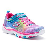 Skechers Pepsters Rainbow Preschool Girls' Sneakers