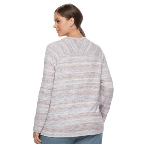 Plus Size SONOMA Goods for Life™ Scoopneck Top