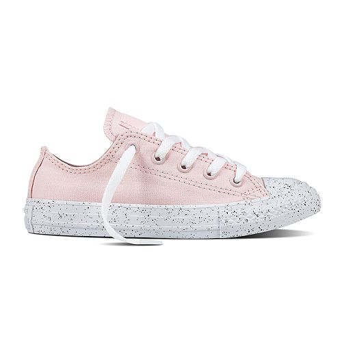 866b5ae93a3394 Girls  Converse Chuck Taylor All Star Speckled Sneakers