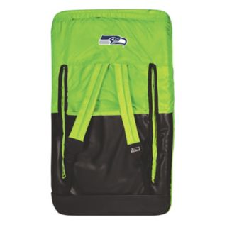 Picnic Time Seattle Seahawks Ventura Portable Recliner Chair