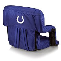 Picnic Time Indianapolis Colts Ventura Portable Recliner Chair