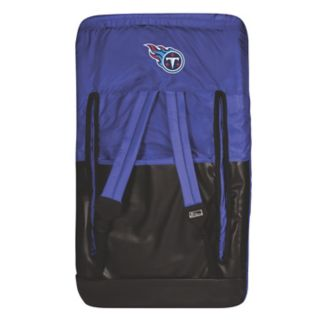 Picnic Time Tennessee Titans Ventura Portable Recliner Chair
