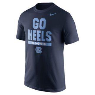 Men's Nike North Carolina Tar Heels Local Verbiage Tee