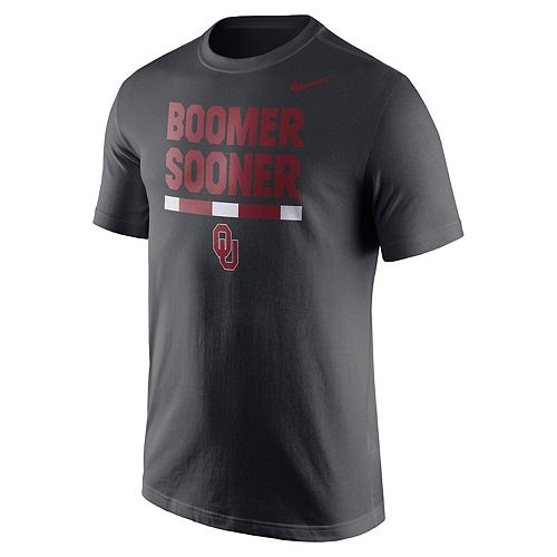 Men's Nike Oklahoma Sooners Local Verbiage Tee
