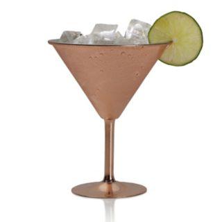 Mikasa Copper Martini Glass