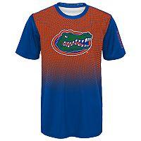 Boys 8-20 Florida Gators Bitmapped Dri-Tek Tee