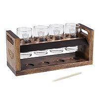 Picnic Time Oakland Raiders Craft Beer Flight